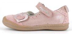 Primigi dekliški usnjeni sandali 7417700, 28, roza