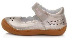 Ponte 20 PJ121-DA03-1-152 dekliški sandali, usnjeni, bronasti, 24