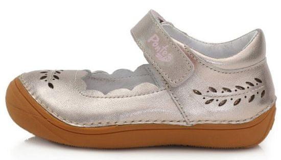 Ponte 20 PJ121-DA03-1-152 dekliški sandali, usnjeni