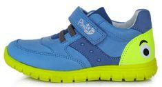 Ponte 20 fiú boka sportcipő PP121-DA07-1-140, 27, kék