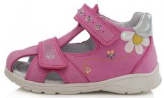Ponte 20 sandały dziewczęce PS121-DA05-1-652 22 różowe