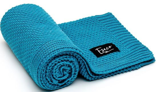 Eseco pleteni pokrivač