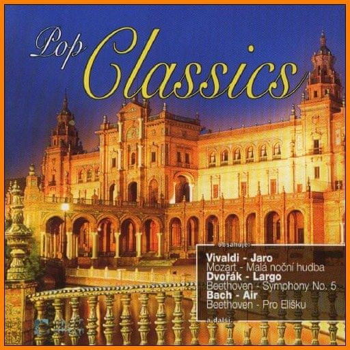 Pop Classics - CD