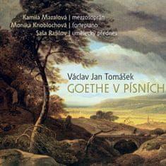 Goethe v písních - CD