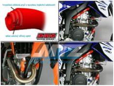 DRC Hadice chladiče Husqvarna WR250+WR300 / 06-10 - červené (sada 4ks) (drc-hadice-obrazek) DF4702193