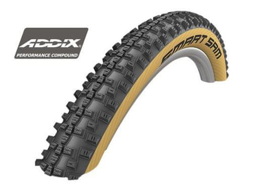 Schwalbe opona Smart Sam Addix Performance classic skin