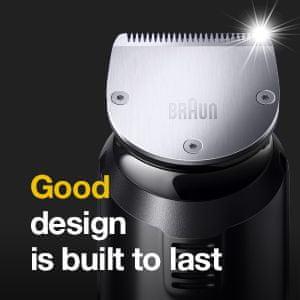 Braun urejevalnik brade MBBT7, oblikovalska izdaja