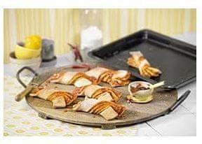 Kaiser Delicious pekač, emajl z luknjicami, 40x32x3 cm