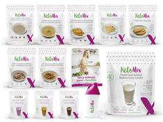 KetoMix Ketonová dieta na 3 týdny