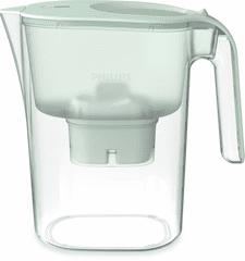 PHILIPS vízszűrő kancsó AWP2938GNT/10, zöld, 4l