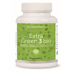 Blue Step Extra Green 3 Bio 400 tablet
