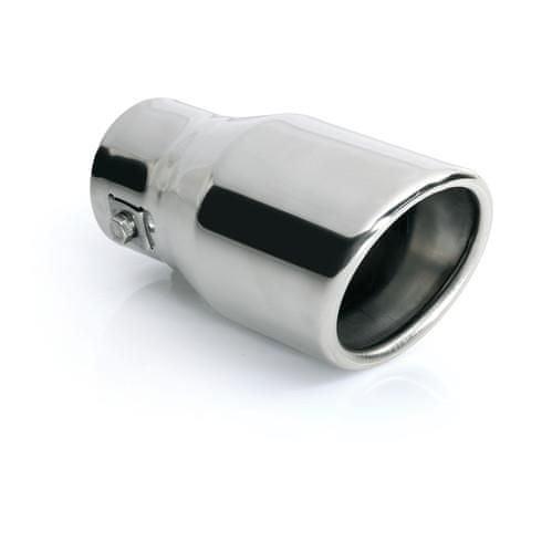 LAMPA Koncovka výfuku nerezová oceľ TS-38