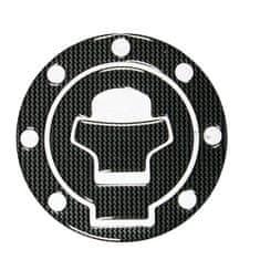 LAMPA Nálepka na uzáver palivovej nádrže motocykla SUZUKI