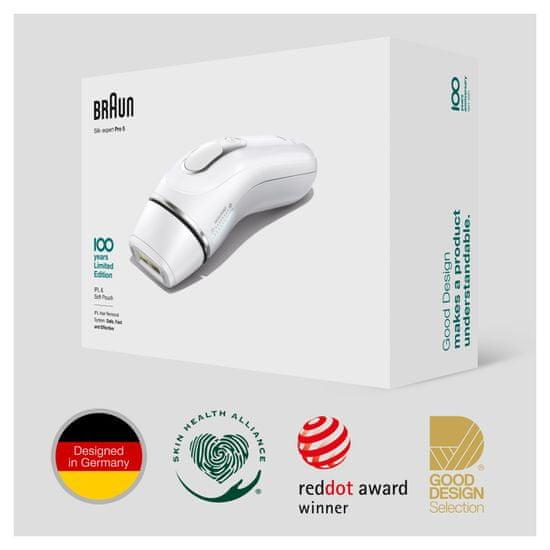 Braun přístroj IPL Silk-expert Pro 5 MBIPL5 designová edice + prodloužená záruka až na 5 let