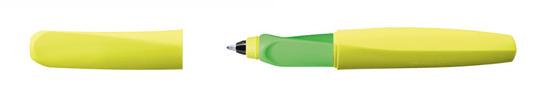 Pelikan Roler Twist nalivno pero (2), neon rumeno, v škatli