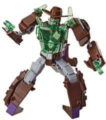 Transformers Cyberverse Trooper Class BumbleBee Wildwheel