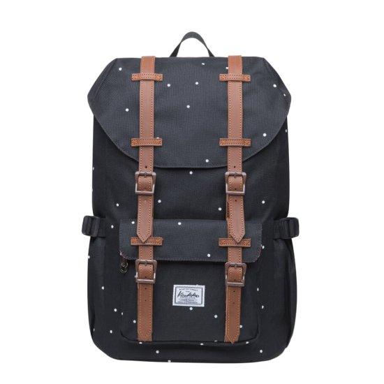 Kaukko Urban Alpaca vintage ruksak, 14 l