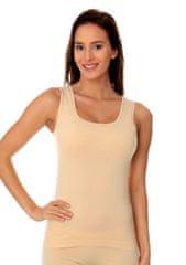 Brubeck Dámská košilka TA00510A : Velikosti - L, Barvy - tělová