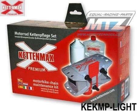 KETTENMAX Přípravek na údržbu řetězu (pračka řetězu/myčka na řetěz) KettenMax - Premium Light (3335) KEKMP-LIGHT