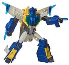 Transformers Cyberverse Trooper Class Meteorfire