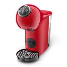 Krups Nescafe Dolce Gusto Genio S Plus kavni aparat na kapsule, rdeč (KP340531)