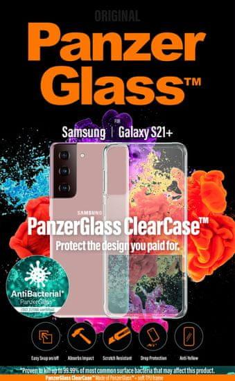 PanzerGlass maska za Samsung Galaxy S21+, Clear Ab