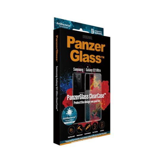 PanzerGlass maska za Samsung Galaxy S21 Ultra, Clear Ab