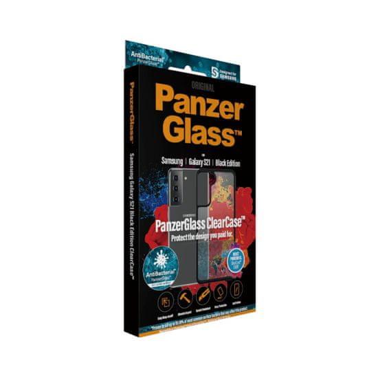PanzerGlass ovitek za Samsung Galaxy S21, Black Ab