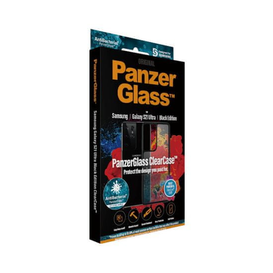 PanzerGlass maska za Samsung Galaxy S21 Ultra, Black Ab