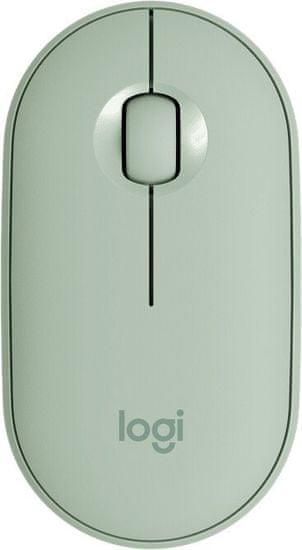 Logitech M350, eukalyptová (910-005720)