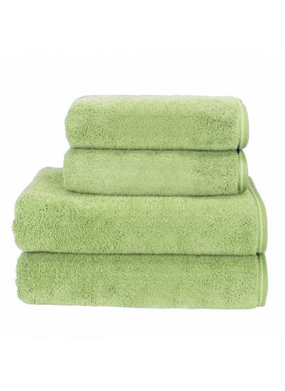 Interkontakt Sada ručníků 37 Lime 1+1