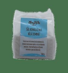 Zbaštito Zbaštito Sůl himalájská bílá jemná 500 g