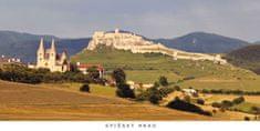 tvorme pohľadnica panoráma Spišský hrad b66