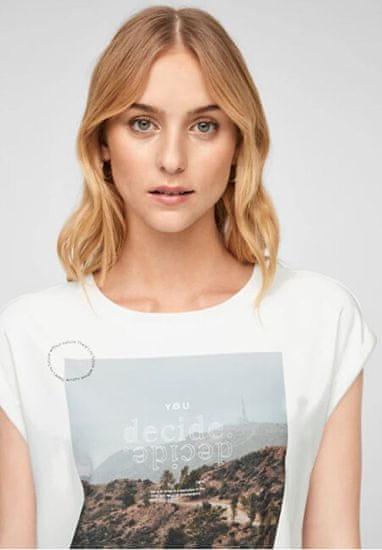 s.Oliver T-shirt damski Loose Fit 120.10.101.12.130.2060841.02D1