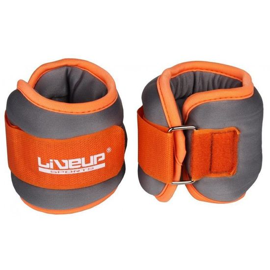 LiveUp manšetne uteži Lycra, 0,5 kg