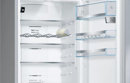 Bosch KGN39HIEP prostostoječi hladilnik z zamrzovalnikom spodaj