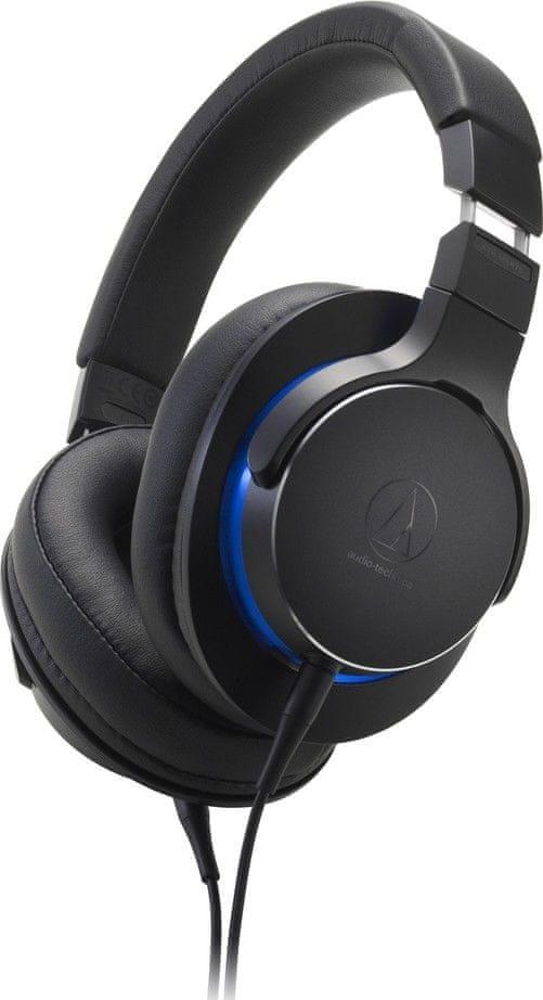 Audio-Technica ATH-MSR7b, černá