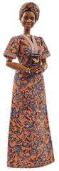 Mattel Barbie Navdihujoče ženske: Maya Angelou