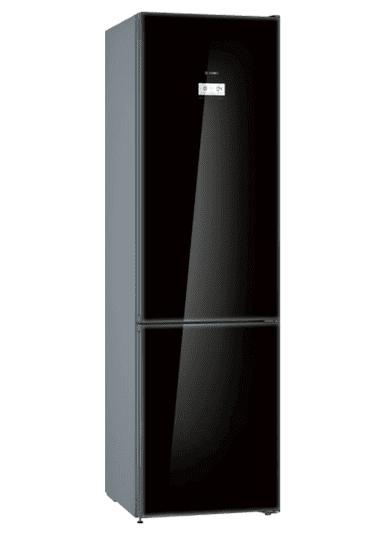 Bosch KGN39LBE5 samostojeći hladnjak, sa zamrzivačem dolje, staklena vrata