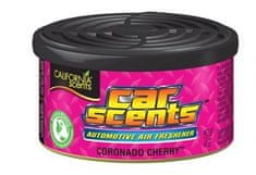 California Scents Vůně Car Scents kulatá Coronado Cherry 42g