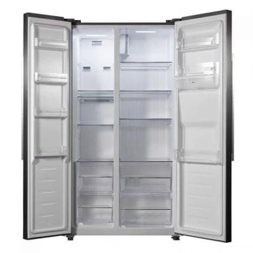 VOX electronics SBS 6005 IX E ameriški hladilnik