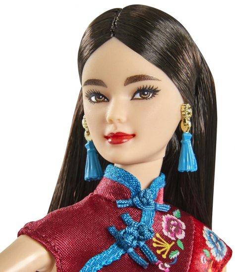 Mattel Barbie Kitajsko Novo leto