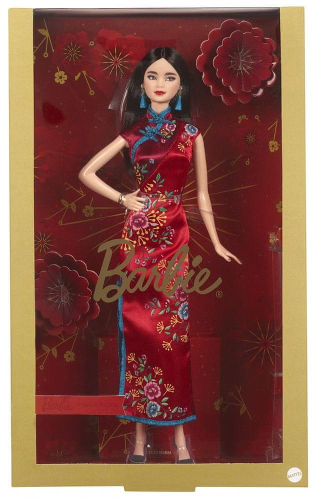 Mattel Barbie Čínský Nový rok