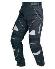 BOLDER 546 Kalhoty Enduro černá/bílá velikost S