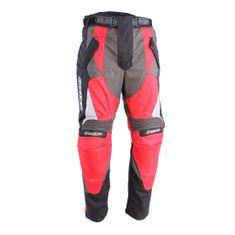 BOLDER 2065 Kalhoty Enduro červená velikost 3XL