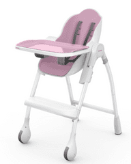 Oribel otroški stolček za hranjenje CoCoon, roza