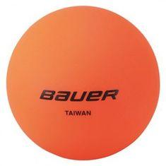 Bauer Balónek Bauer Streethockey Ball Warm Orange