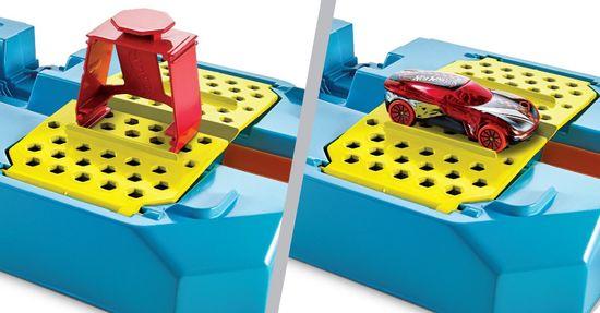Hot Wheels Track Builder crash box