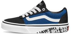 Vans chlapecké tenisky YT Ward OTW Sidewall VN0A38J959M 30 modrá