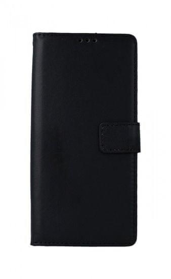 TopQ Púzdro Samsung A42 Flipové čierne s prackou 2 55600